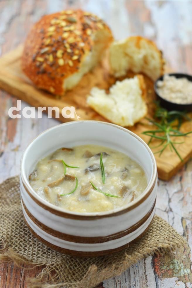 Mushroom soup darna