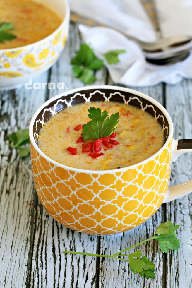 Freekeh Chowder