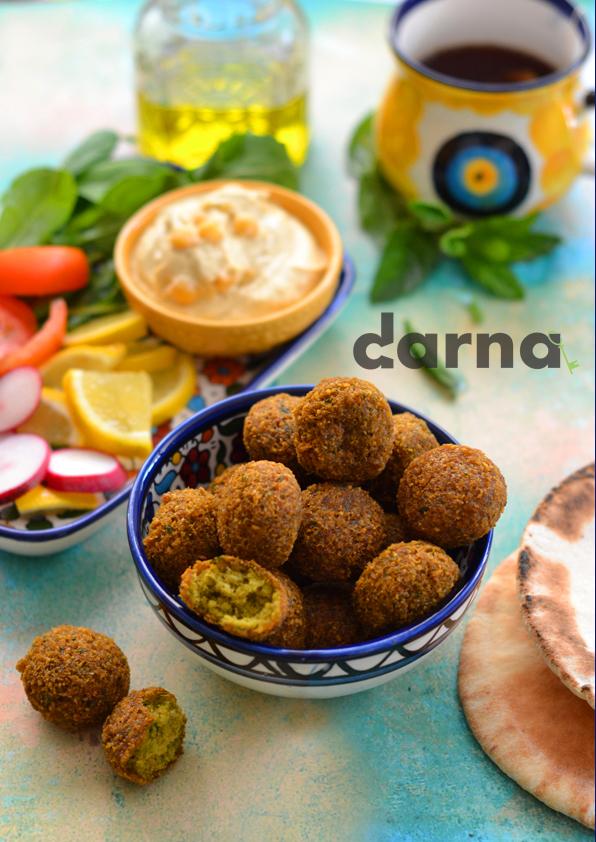 falafel darna magazine