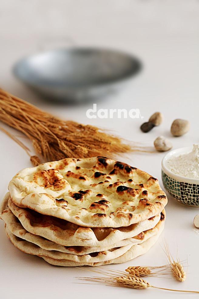 Taboun bread