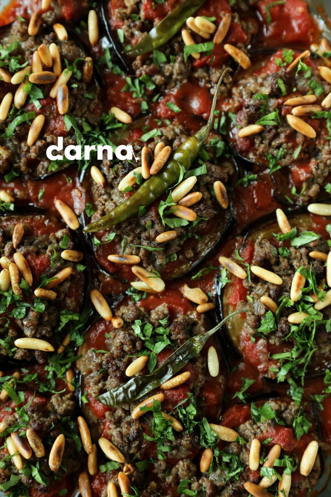منزلة الباذنجان, mnazzaleh, eggplant