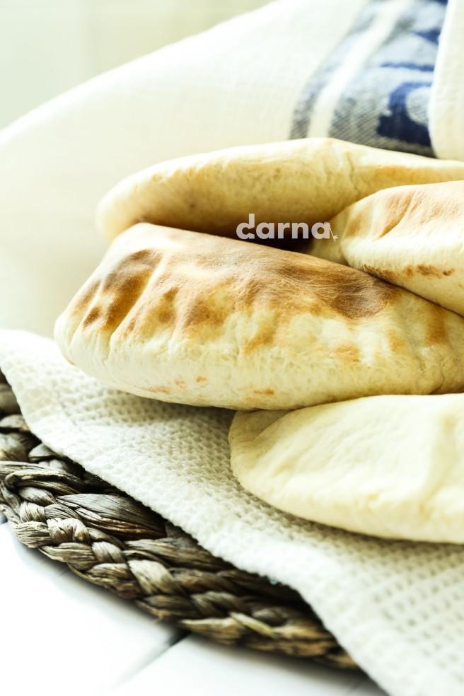 الخُبز العربي (الكماج)