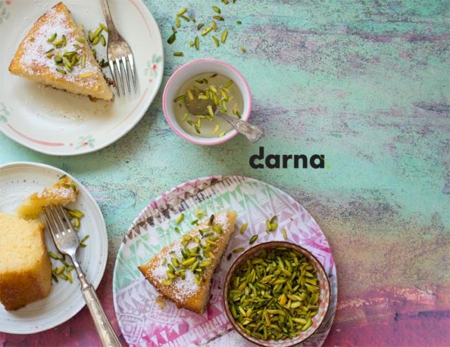 Haressa cake- Darna magazine